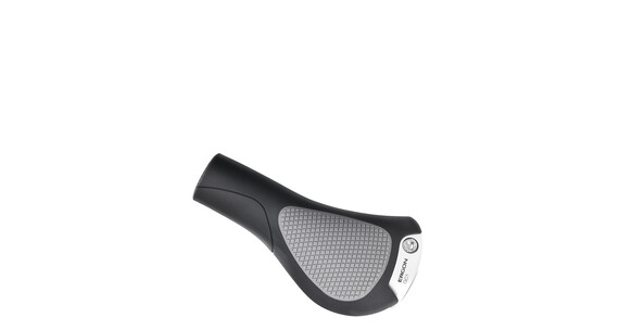 Ergon GC1 regular - Grips - noir/argent